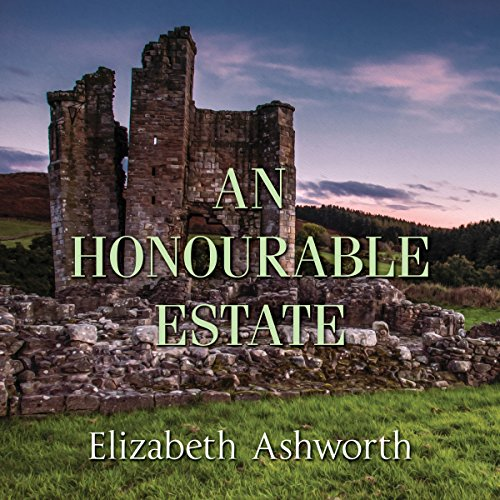 An Honourable Estate audiobook cover art