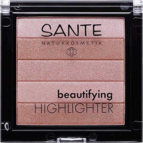 Sante Bio Beautifying Highlighter (2 x 7 gr)