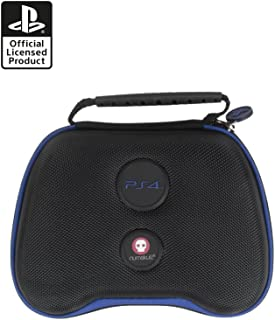 Controller Carry Case - Official Sony PlayStation PS4 Dualshock controller and Cable portable protective Travel Carry Case & Storage Bag