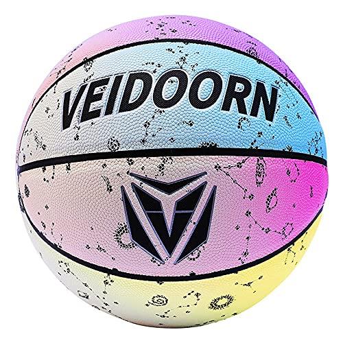 Pelota de Baloncesto 7 # Couro Plutônio Ao Ar Livre Indoor Match Training Hombres Mujeres Baloncesto