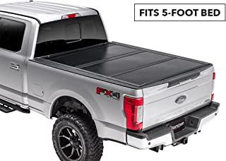 UnderCover Flex Hard Folding Truck Bed Tonneau Cover   FX51011   fits 2005-2015 Nissan Navara 5ft Short Bed Crew