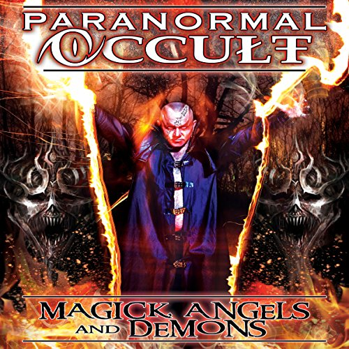 Paranormal Occult audiobook cover art