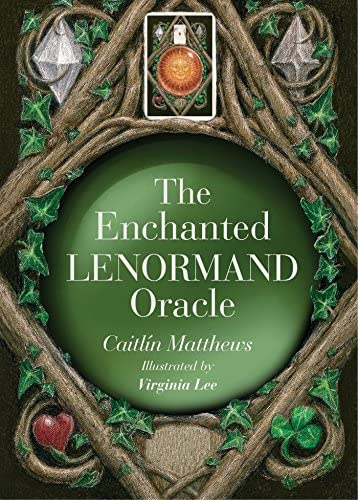 The Enchanted Lenormand Oracle 39 Magical Cards to Reveal Your True Self and Your Destiny product image