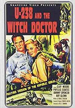 DVD U-238 and the Witch Doctor Book