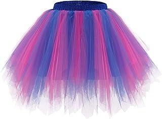 Amazon.es: falda tutu - Multicolor