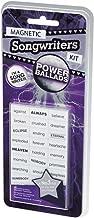 IF Power Ballads Magnetic Songwriters Kit Fridge Magnet