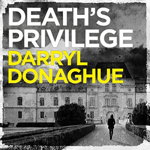 Death's Privilege audiobook cover art
