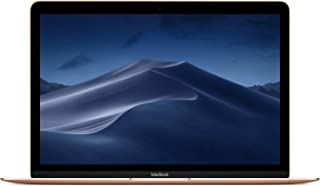 Apple Laptop 12 inches LED Laptop (Gold) - Intel i5 1.2 GHz, 8 GB RAM, 256 GB Hybrid (HDD/SDD), macOS Sierra