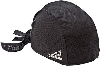 Headsweats Classic Hat, Black, One Size