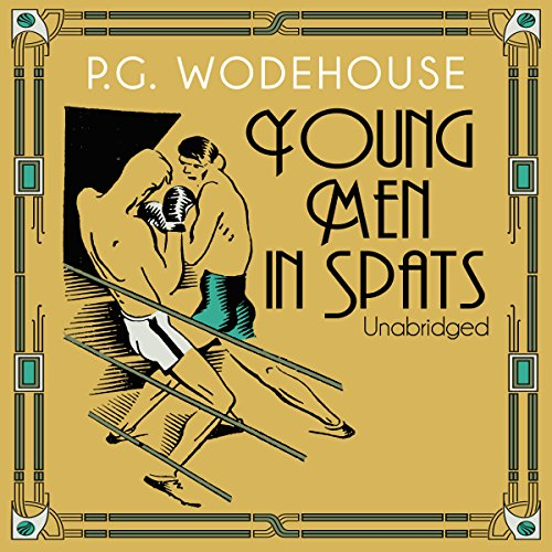 Young Men in Spats cover art