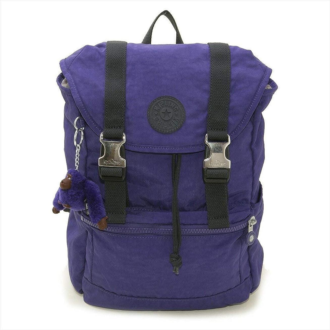 教えてバウンド時代(キプリング) Kipling リュックサック EXPERIENCE S レディース Summer Purple K02775 05Z [並行輸入品]