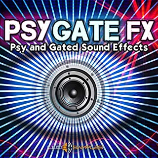 Psygate FX is an original and unusual proposition regarding those sound effects which are specifically intended for electronic music, trance and psy trance. The mai... | WAV Files (24Bit) DVD non BOX