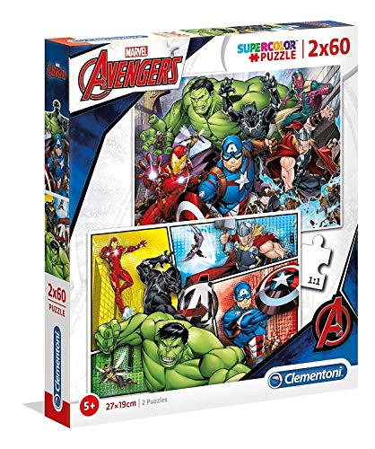 Clementoni 21605 Clementoni-21605-Supercolor Puzzle-The