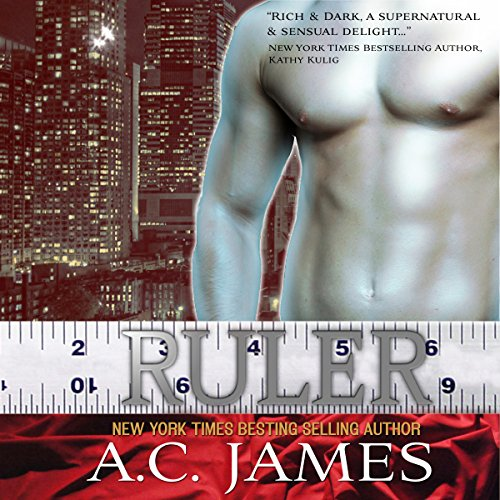 Ruler Audiobook By A.C. James cover art