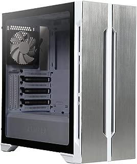 Lian Li Lancool One Digital (White) Brush Aluminum Front Panel; Addressible RGB LED Strip; USB Type C Cases Lancool One Digital White