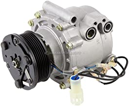 AC Compressor & 7 Groove A/C Clutch For Land Rover Discovery Defender & Range Rover Replaces Sanden TRS105 3204 4534 - BuyAutoParts 60-00784NA NEW