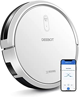 ECOVACS DEEBOT N79T Robotic Vacuum Cleaner 3-Stage Cleaning System App Control
