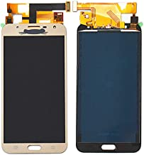 eTekGo LCD Display Touch Screen Digitizer for Galaxy A5-2015-A500-A500F (Color:Gold