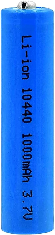 quality assurance 3.7v 1000mah Ranking TOP19 10440 Lithium-Ion Lithium Replacem Li-Ion Batteries