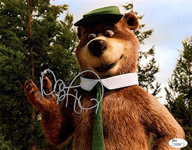 Signed Aykroyd, Dan (Yogi Bear) 8x10 Photo. (JSA Authenticated) autographed