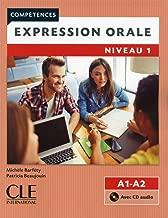 Expression orale 1 - Niveaux A1/A2 - Livre + CD - 2ème édition (French Edition)