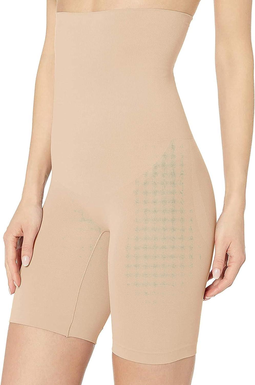Yummie womens Cooling Fx High Waist Thigh Shaper Shapewear