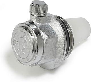 Giacomini r200 - Purgador automático radiador cromo/cromada r200 1