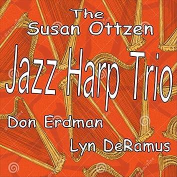 The Susan Ottzen Jazz Harp Trio