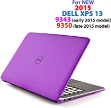 Purple iPearl mCover Hard Shell Case for 13.3