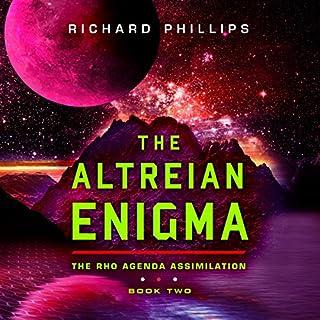 The Altreian Enigma cover art