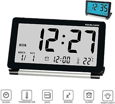 MoKo Réveil à Projection, Réveil Protecteur Digital Horloge