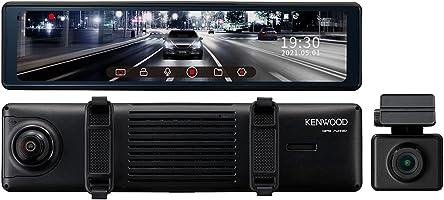KENWOOD(ケンウッド) ミラー型ドライブレコーダー 大画面12型 DRV-EM4700 デジタルミラー搭載/IPS液晶/前後高感度STARVIS CMOSセンサー搭載/フルハイビジョン録画/バンド式装着 DRV-EM4700 【ミラレコ】