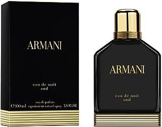 Armani Eau de Nuit Oud by Giorgio Armani for Men Eau de Parfum 100ml