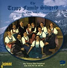 One Voice - The Voices That Inspired The Sound Of Music [ORIGINAL RECORDINGS REMASTERED] 2CD SET by The Trapp Family Singers (2007-05-03)