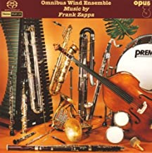Music by Frank Zappa by Opus 3 (2001-12-18)