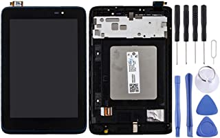 SHUHAN LCD Screen Phone Repair Part LCD Screen and Digitizer Full Assembly with Frame for Lenovo A7-50 A3500 Mobile Phone ...