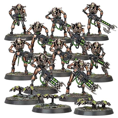 Games Workshop Warhammer 40k - Necron Warriors