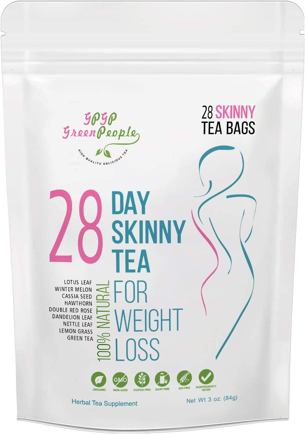 Detox Tea Diet for Body Cleanse Challenge the lowest price of Japan Day - Loss Weight 28 Ranking TOP4