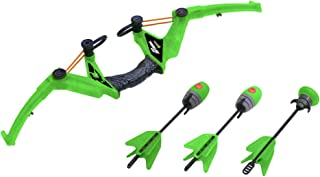 Zing Air Storm Z-Tek Bow - Green - Toy Bow and Foam Arrow Set - Fun Outdoor and Backyard Toy - Shoots Over 125 Feet! Great...