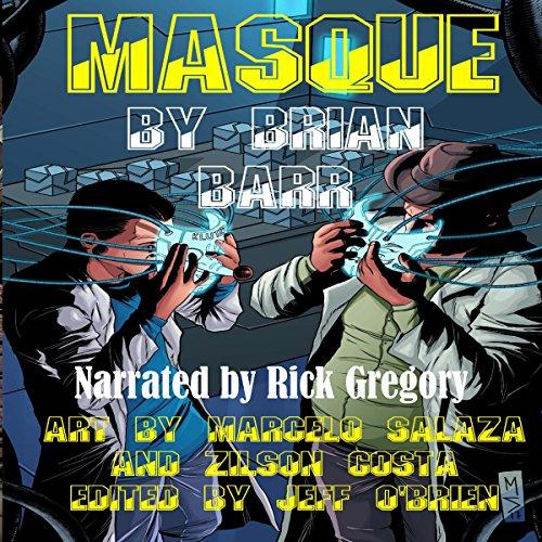 Masque audiobook cover art