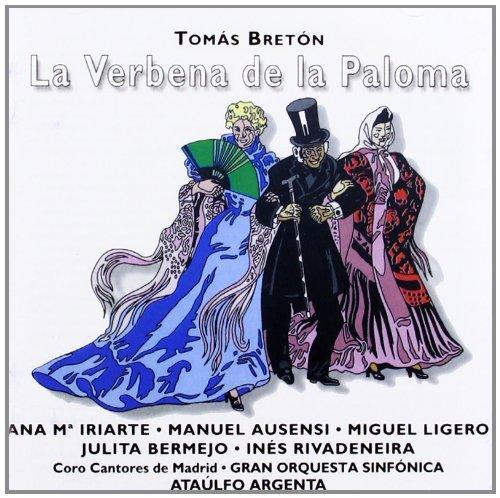 La Verbena De La Paloma-Argent