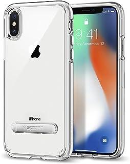 Spigen Ultra Hybrid S Designed For Apple Iphone Xs Case (2018) / Designed For Apple Iphone X Case (2017) - Crystal Clear