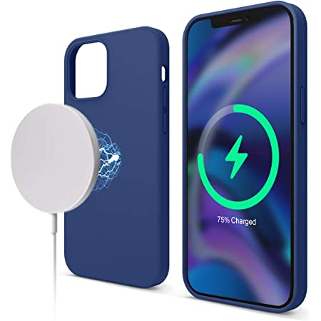 Elago Magnetic Silikon Hülle Case Kompatibel Mit Iphone Elektronik