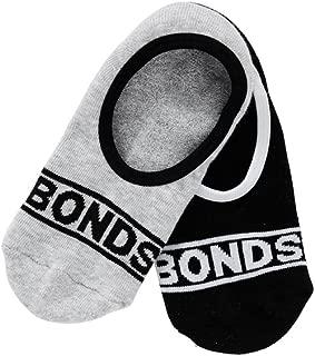 Bonds Women's Cotton Blend Sneaker Socks (2 Pack)