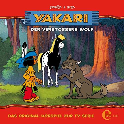 Der verstoßene Wolf. Das Original-Hörspiel zur TV-Serie Titelbild