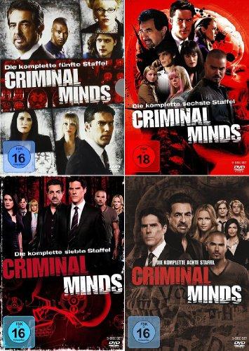 Staffeln 5-8 (22 DVDs)