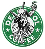 Deadpool Coffee Hook...image