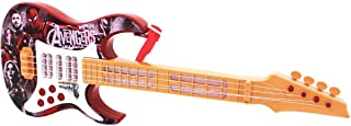 Guitarra Infantil com Som e Luz  Vingadores