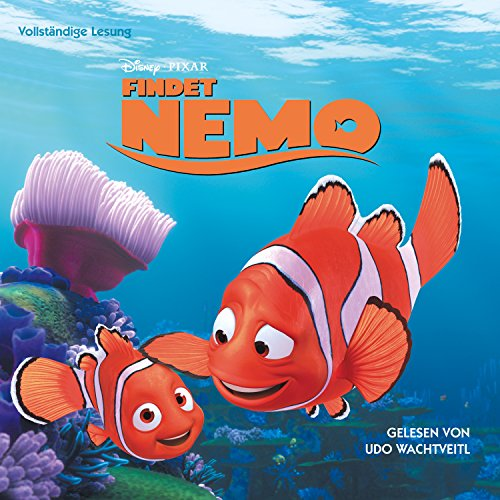 Findet Nemo audiobook cover art