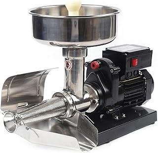 Fetcoi Presse à tomates et fruits électrique haute performance 450 W 220 V